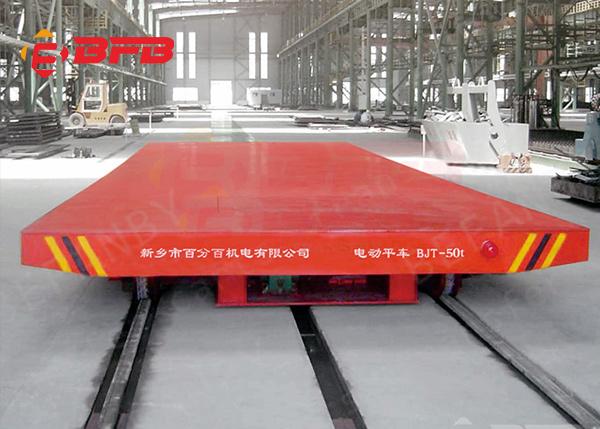 「轨道车」自动化冲压生产线运输