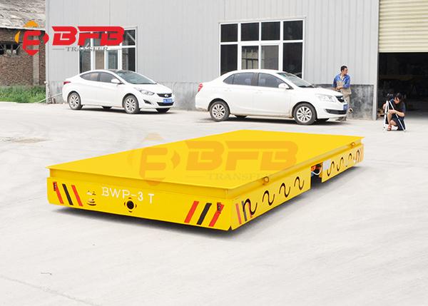 交通运输无轨胶轮电动平车的重要