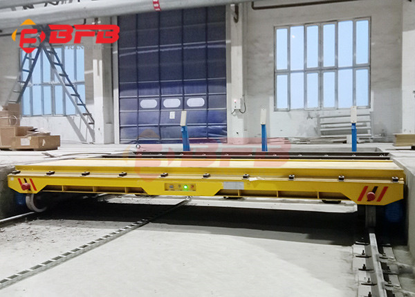 「钢包车」铁水运输钢包车方案书