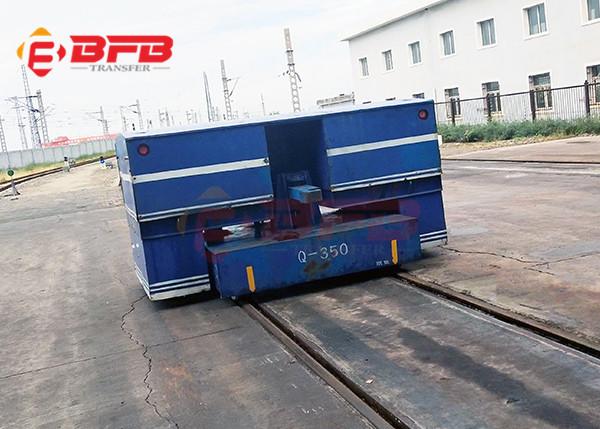 「无轨平车」BWP-10T无轨电动平车